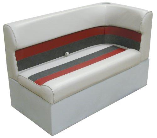 Boat Seats Amp Cushions Wise Deluxe Pontoon Left Corner