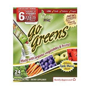 Green Veggie Juice front-1062346