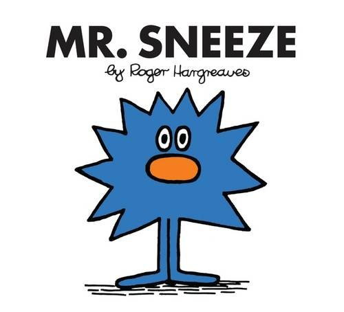 Mr. Sneeze (Mr. Men Classic Library)