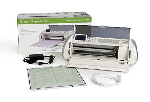 Cricut Expression 1 Electronic Cutting Machine with no cartridges included (Personal Cricut compare prices)