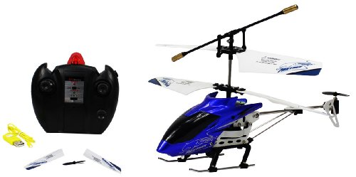 Electric 3.5CH GYRO RTF RC Helicopter High Quality Remote Control Helicopter (Colors May Vary)