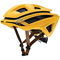 Smith Overtake Matte Mustard Small Bike Helmet