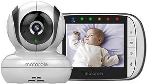 motorola mbp36s digital video monitor baby. Black Bedroom Furniture Sets. Home Design Ideas