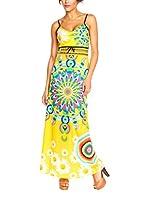 Spring Styles Vestido Aby (Amarillo)