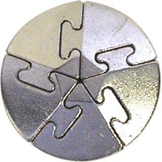 Cheap Fun Cast Spiral – Hanayama Metal Puzzle (B002P8PF6E)