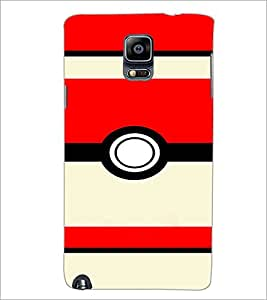 PrintDhaba Pattern D-2711 Back Case Cover for SAMSUNG GALAXY NOTE 3 (Multi-Coloured)