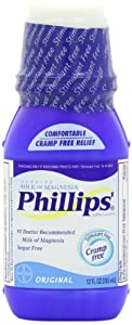 Phillips - Lait de Magnésium - Milk of Magnesia - 355ml