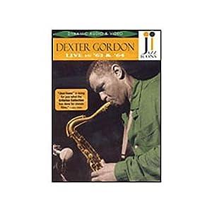 Jazz Icons-Gordon Dexter