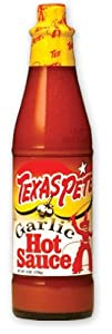 Texas Pete Garlic Hot Sauce - 6 Oz (pack of 2) from Texas Pete