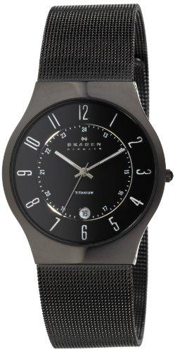 Skagen Men's 233XLTMB Titanium Watch