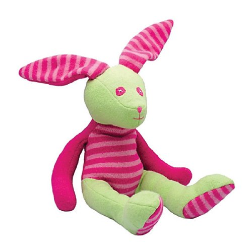 Cate and Levi Inc - Bunny Organic Cotton Stuffed Animal, 1 toy