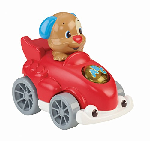 Fisher-Price Laugh & Learn Smart Speedsters, Puppy (Fisher Price Puppy Smart Train compare prices)