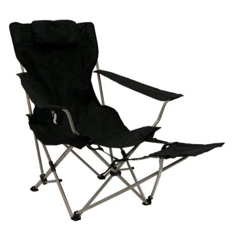 Outdoor Recliner Chair With Footrest Flora