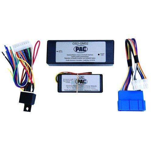 Pac Os-2Bose 2000-2007 Gm Class Ii Onstar Interface