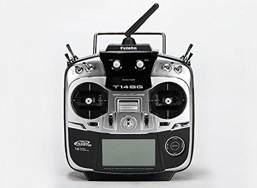 HobbyKing-Futaba-14SG-14-Channel-24GHz-Computer-Radio-System-24GHz-FASSTest-Set-Mode-2-DIY-Maker-Booole