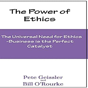 The Universal Need for Ethics Audiobook