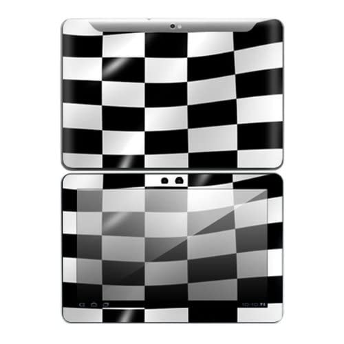 Checkers Design Decorative Skin Cover Decal Sticker for Samsung Galaxy Tab 10.1 Android Tablet