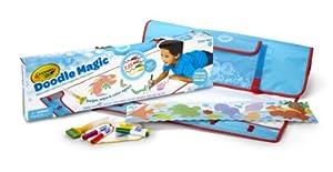 Crayola Mat-Ocean Doodle Magic Color Marker