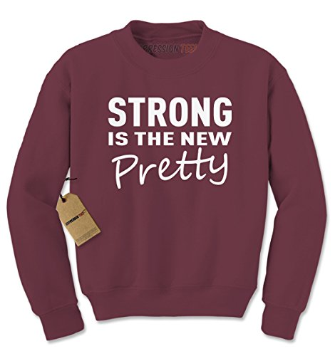 Crew Strong Is the New Pretty Sweatshirt