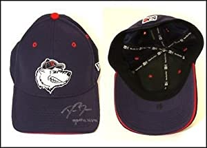 Dusty Brown Pawtucket Red Sox Signed Alternate Game Hat by Your Sports Memorabilia Store