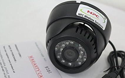 NPC-800TVL-24-LED-Night-Vison-Dome-CCTV-Camera