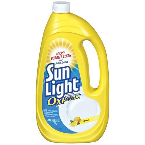 Sunlight Oxi Action Lemon Dishwasher Detergent (Sunlight Oxi Action compare prices)