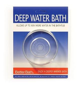 Better Bath Deep Water Bath by Better Sleep