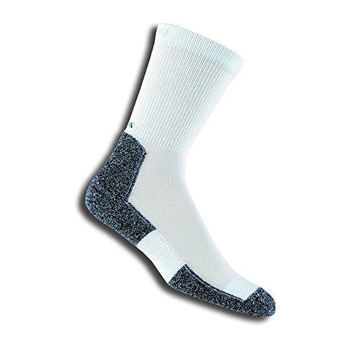 Thorlo Men's Lite Padded Running Crew Socks