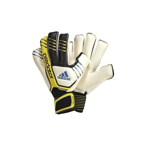 Amazon.com : Adidas Predator FingerSave Allround Goalkeeper Glove Size