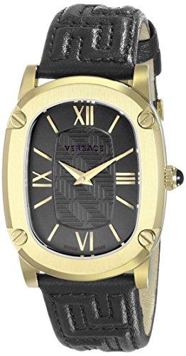 Versace Versace Women's VNB030014 COUTURE Analog Display Swiss Quartz Black Watch