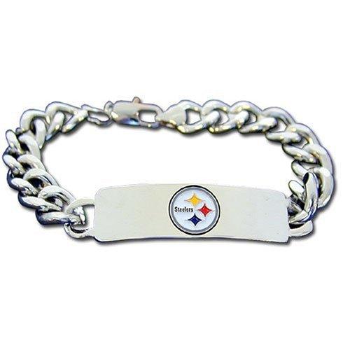 Pittsburgh Steelers ID Bracelet from Siskiyou Sports