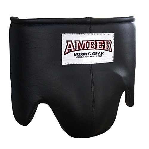 Mexican Style Professional No-foul Cup - Black - Xl - Aag-5501-b-xl - Athletics Boxing And Martial Arts Protective Gear Boxing And Martial Arts Body Protectors AAG-5501-B-XL
