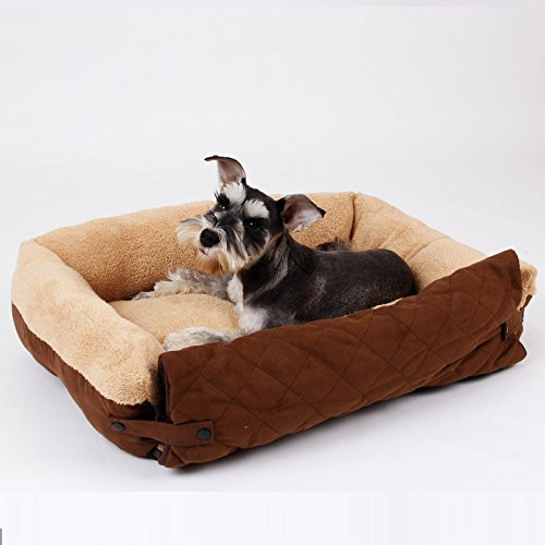 PAWZ Road Pet Bed Cat Sofa Puppy Cushion Mat Home Funiture Dog Seat Protector Size Large