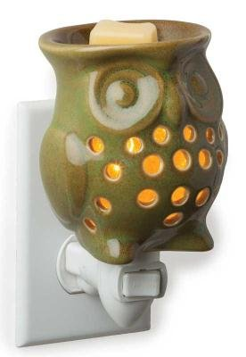 Candle Warmers Etc. Plug-in Fragrance Warmer, Owl