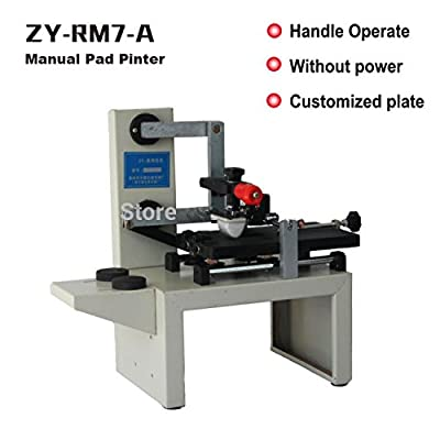 ZY-RM7-A handle pad printing machine,ink printer,handle pad printing machine,move ink printing machine 10-50time/min