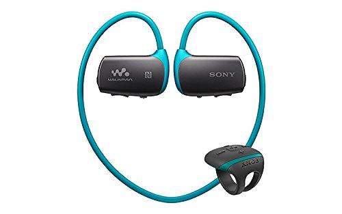 SONY ウォークマン Wシリーズ 16GB ヘッドホン一体型 防水タイプ ブルー NW-WS615/L