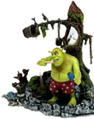 Picture of McFarlane SHREK THE SWAMP BATH Figure (B000WQ23ZC) (McFarlane Action Figures)