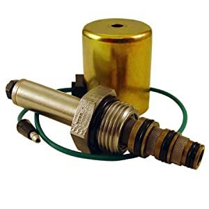 Meyer (C) Solenoid Valve Assembly, Green Wire