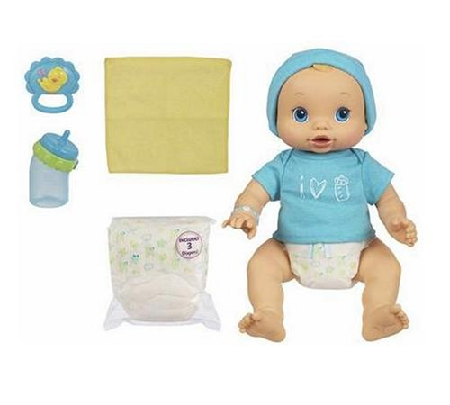 Hasbro Baby Alive Wets Amp Wiggles Boy Doll Gosale Price