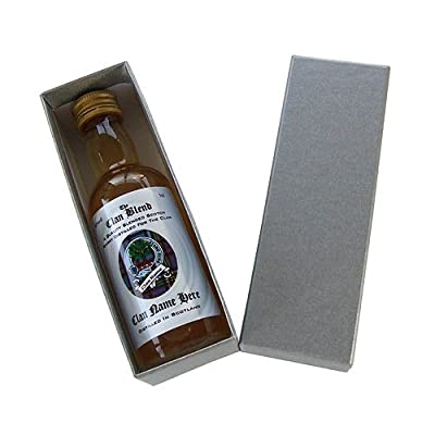 Anderson - The Scottish Clan - Blended Whisky Miniature (5cl) in Gift Box by Just Miniatures