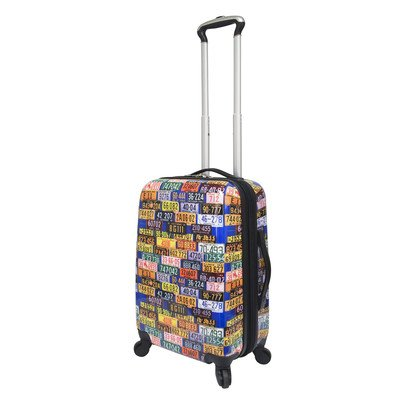 curtis-publishing-by-travelers-20-inch-expandable-abs-carry-on-w-360-4-wheel-system-lic-plate-one-si