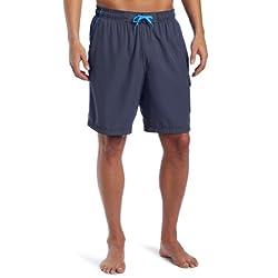 Amazon.com : Speedo Men's Endurance+ Polyester Solid
