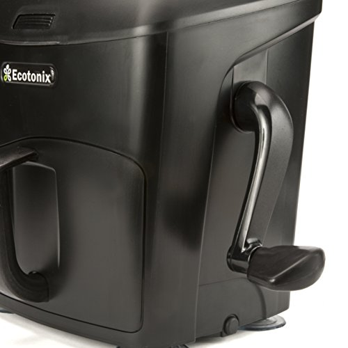 Green Cycler Gcgg02 Kitchen Scrap Pre Composter Garden: Kitchen Compost Starter, Bin & Shredder