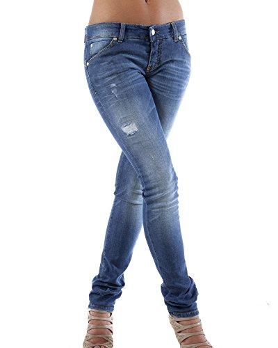 PINKO Jeans donna effetto delave (25)