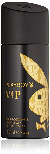 Playboy Deodorante, Vip Him, 200 ml