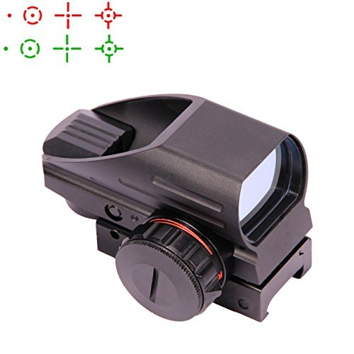 Why Choose Vokul Tactical Multi Optical Coated Holographic Red and Green Dot Sight Tactical Reflex 4...