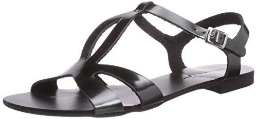 Tosca Blu Shoes CALYPSO, Sandali donna, Grigio (Grau (GRIGIO ANTRACITE C71)), 39