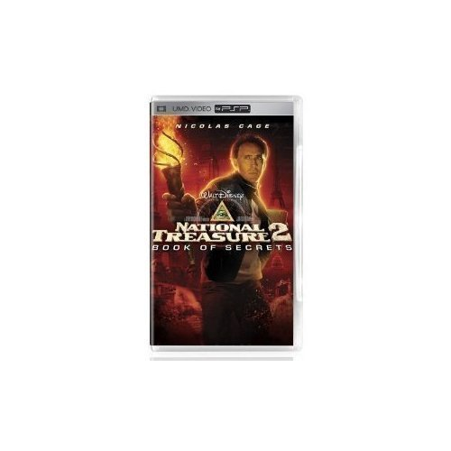 NATIONAL TREASURE 2 Book Of Secrets UMD PSP Movie ^^ - 1
