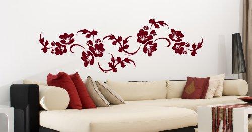 mit wandtattoos r ume beleben verschiedene designs mit unterschiedlicher wirkung. Black Bedroom Furniture Sets. Home Design Ideas