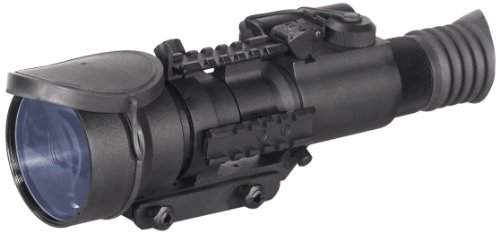 Armasight Nemesis4x-SD Gen 2+ Night Vision Rifle Scope w/4x Magnification